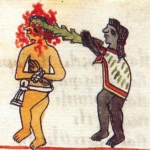 каким было детство у ацтеков