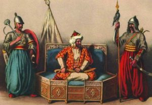 почему империя называется османской