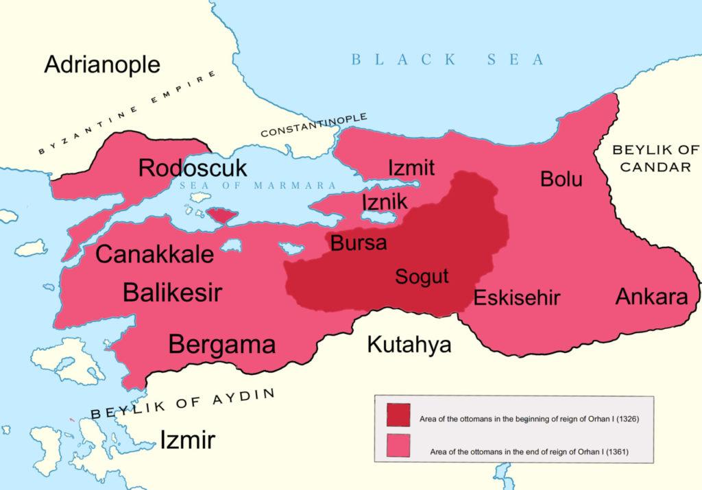 кто такие осман и орхан