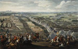 какой шведский король потерпел поражение под полтавой
