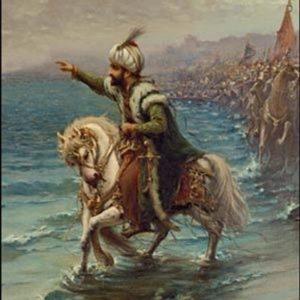 когда турки появились в европе