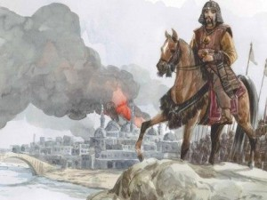 откуда пришли предки османов