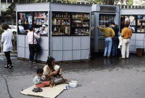 что было на улицах россии в 1992 году
