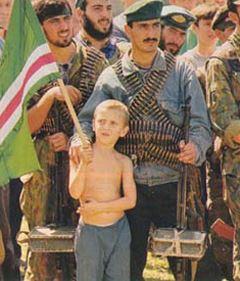 как относилась российская власть к чеченской до войны