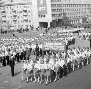 как советская власть контролировала жизнь людей