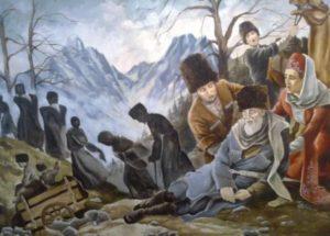 как абадзехи перестали жить в горах