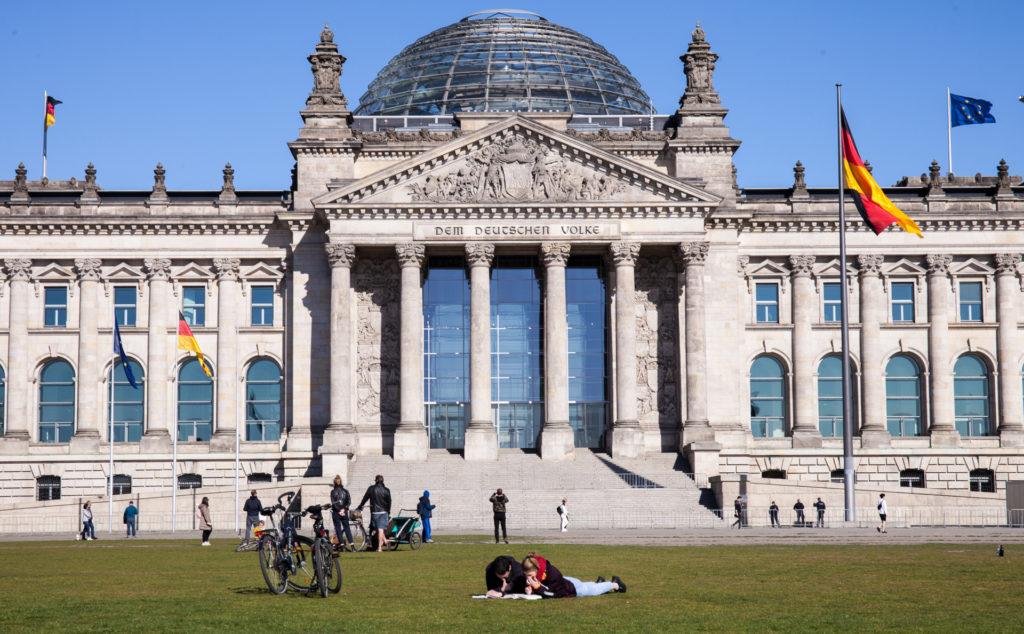 как сейчас выглядит здание рейхстага