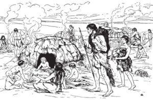 какими были люди позднего палеолита