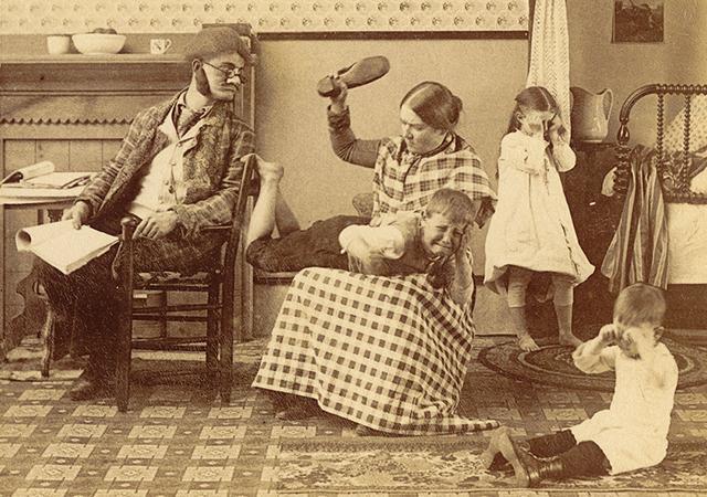 откуда пошел ажиотаж вокруг наказания детей ремнем и его запрета