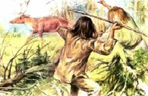 как охотились люди позднего палеолита