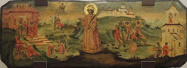 маленький царевич дмитрий углицкий был жестоким