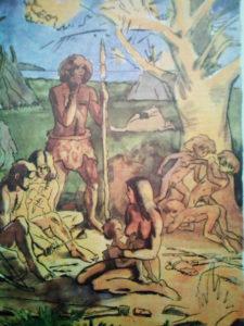 как жили люди в позднем палеолите