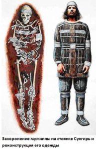 как одевались люди ориньякской культуры